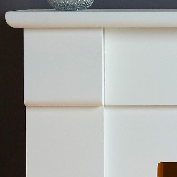 b09c76a4f85 Suncrest Lucera Opti-Myst Electric Fireplace Suite